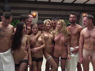 Gang Bang Video One Tube