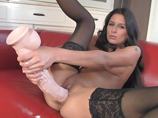 Stockings Video One Tube