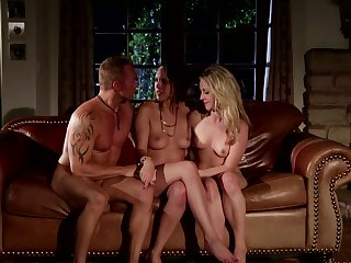 Logan Pierce loves always wet warm love hole of Blonde India Summer