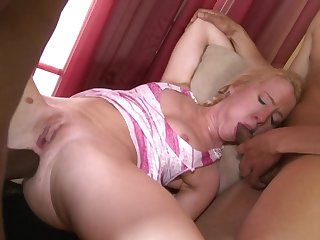 Gagging Video One Tube