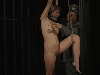 Brunette Norah Swan and horny dude have a lot of fun in this blowjob action