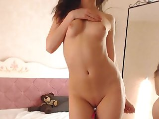 small-breasted russian cam-slut